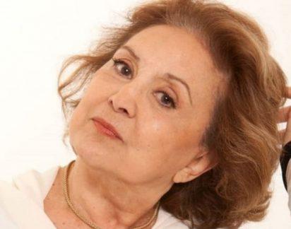 Atriz brasileira Eva Wilma diagnosticada com cancro nos ovários! Artista está internada