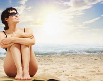 Aproveite o verão e o sol mas evite apanhar escaldões. Saiba como