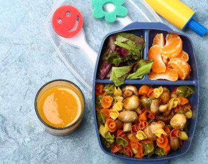 Regresso às aulas: Almoços para os dias da semana. Ideias para uma alimentação saudável.