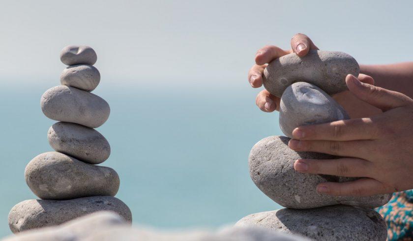 equilíbrio e rotina