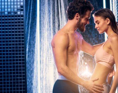 Sexo: Conheça as melhores posições para ter prazer no duche